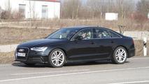 2012 Audi S6 spy photo - 8.3.2011