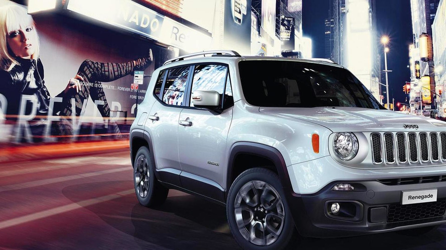 Jeep details Euro-spec Renegade, new photo gallery released