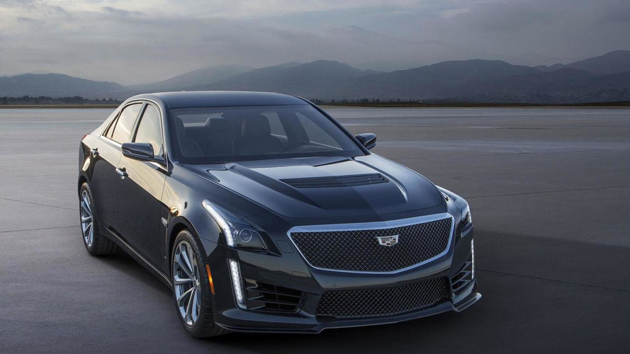Cadillac working on an upgraded CTS-V with more than 640 bhp