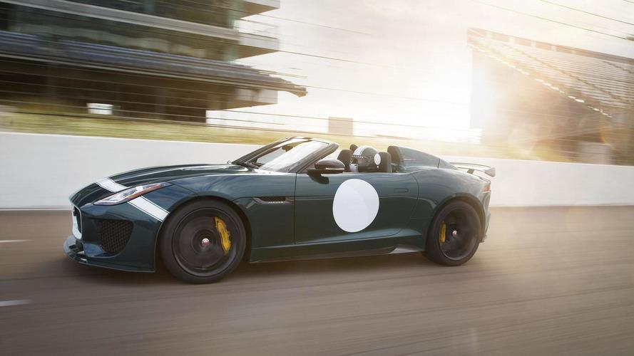Jaguar planning lighter F-Type - report