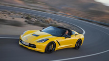 Euro-spec Chevrolet Corvette Stingray