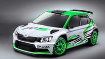 Skoda Fabia R5 concept revealed ahead of Essen Motor Show debut