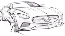 Mercedes-AMG GT weighs less than 1,600 kg - report