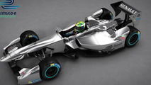 Renault & Spark Racing team up for the Formula E Championship