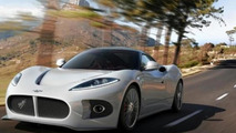 Spyker B6 concept leaked official photo