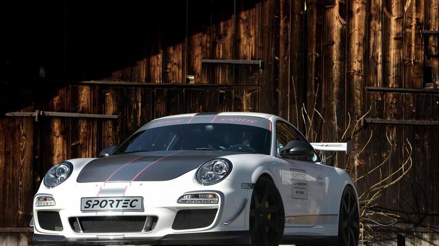 Sportec SP 370 headed to Geneva - based on Porsche 911 (991)
