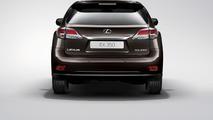 2013 Lexus RX debuts in Geneva [videos]