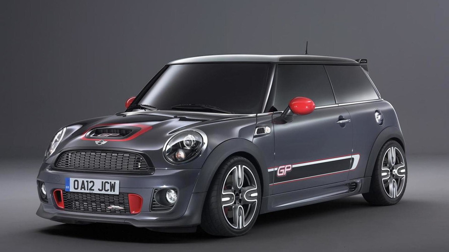 MINI John Cooper Works GP II is fastest MINI ever built