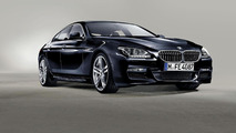 2012 BMW 6-Series Gran Coupe with M-Package - 10.12.2011