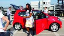 Volkswagen up fits 16 people 20.11.2011