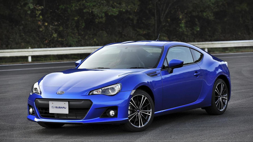Subaru of America President hints at an upgraded BRZ