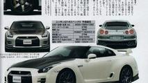 GT-R Spec V Leaked