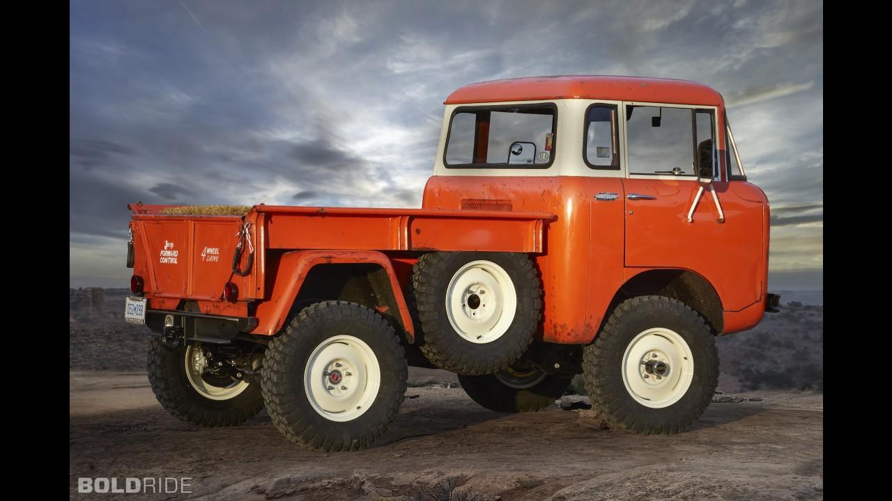 Jeep FC 150 Concept