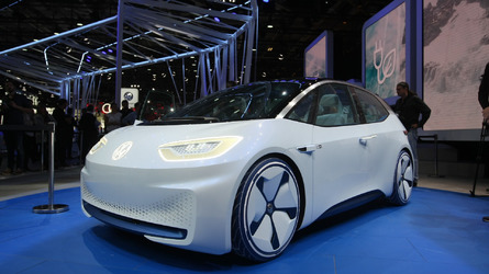 All-electric GTI could lead VW's new I.D. family