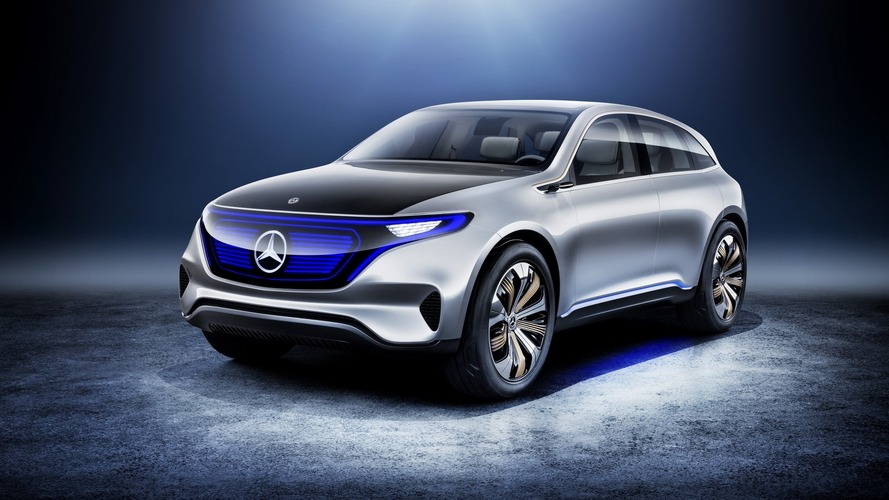 Mercedes Slapped With Trademark Complaint In China Over EQ Name