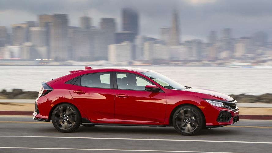 Honda Civic Si confirmed for LA Auto Show debut