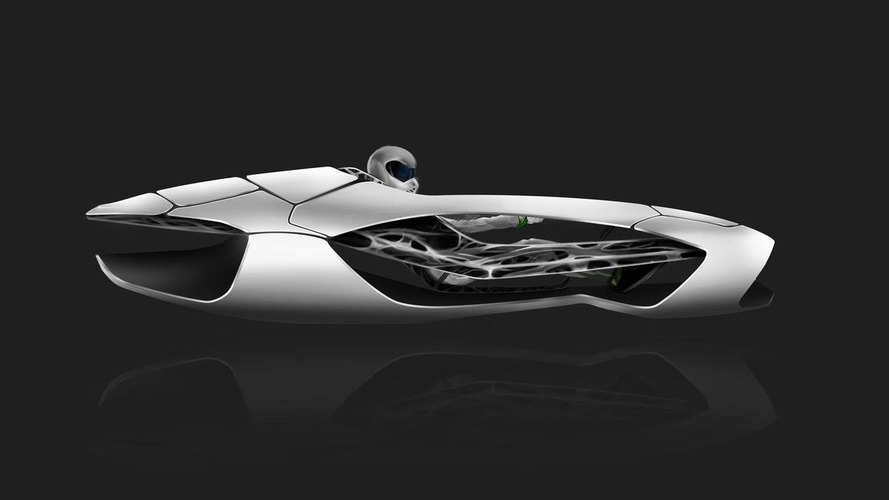 EDAG Genesis headed to Geneva with a tortoise-like shell