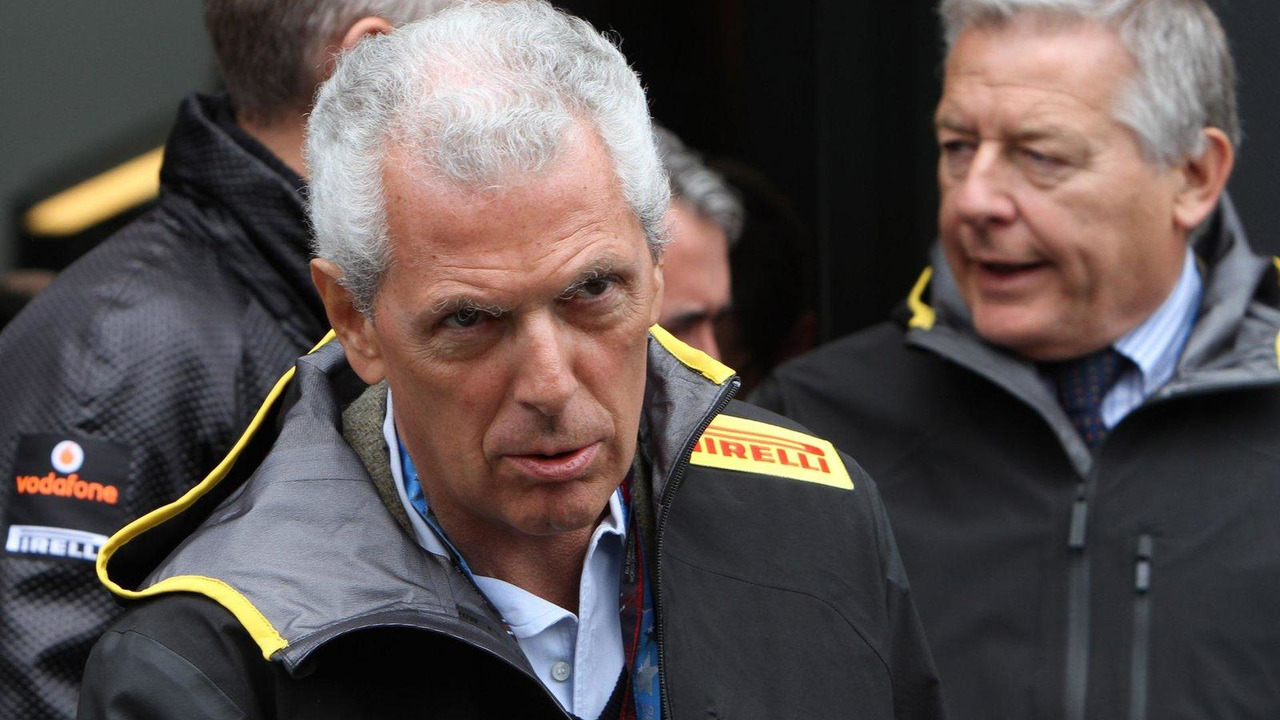 Marco Tronchetti Provera president of Pirelli 06.05.2011 Turkish Grand Prix
