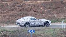 2015 Mercedes-Benz SLC spy photo