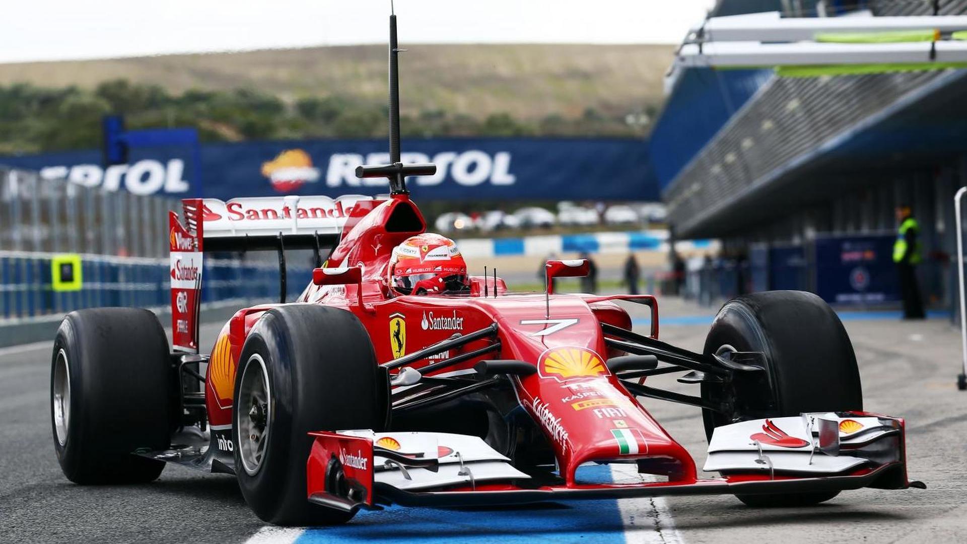 Report - Ferrari sandbagging at Jerez?