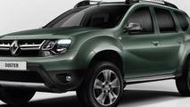 2014 Renault Duster facelift