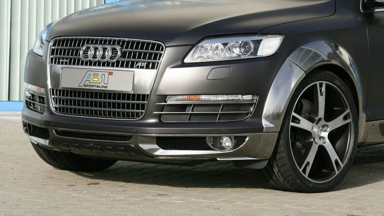 Abt AS7-R: based on Audi Q7