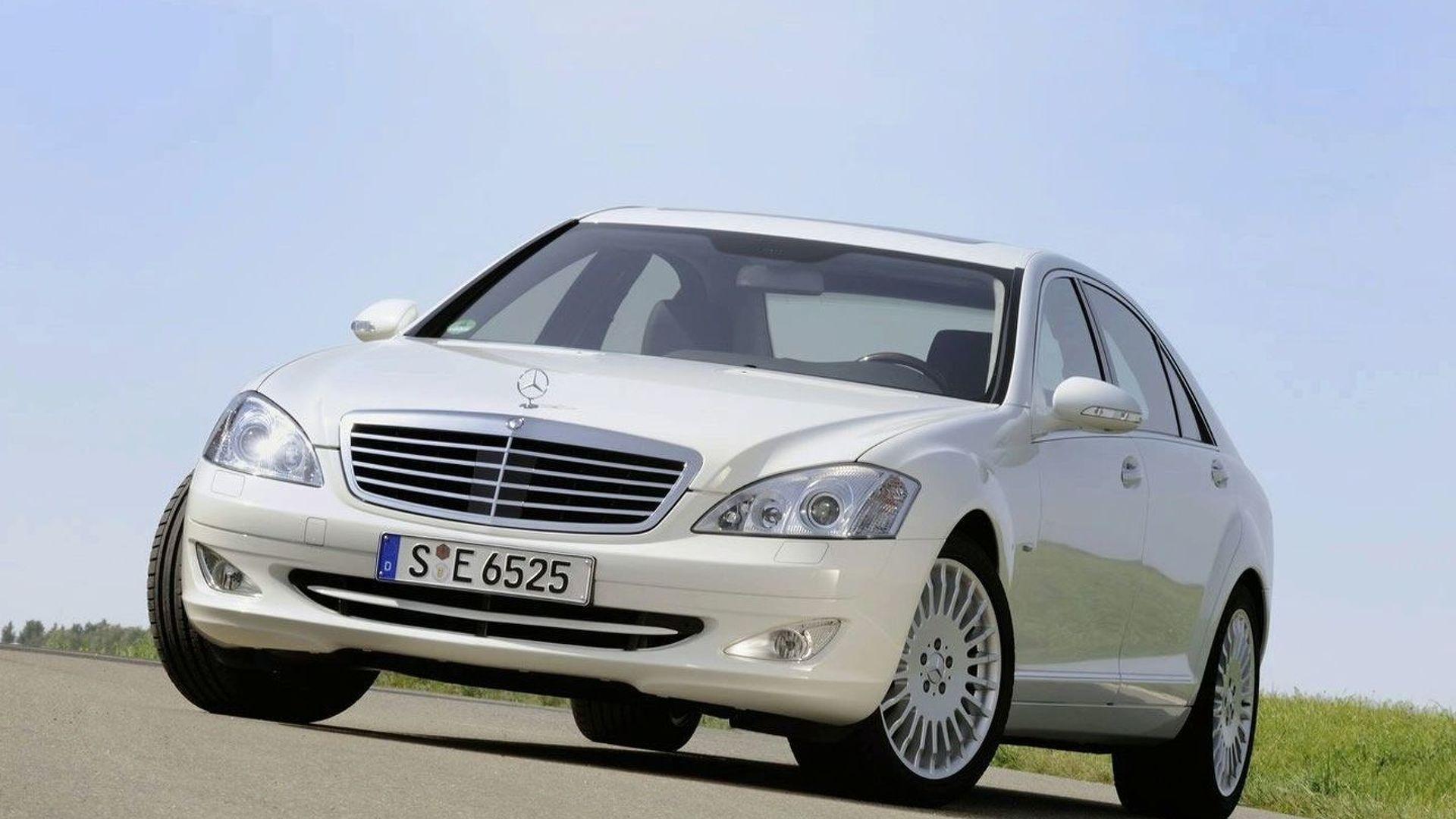 Mercedes-Benz S 320 CDI BlueEFFICIENCY Announced