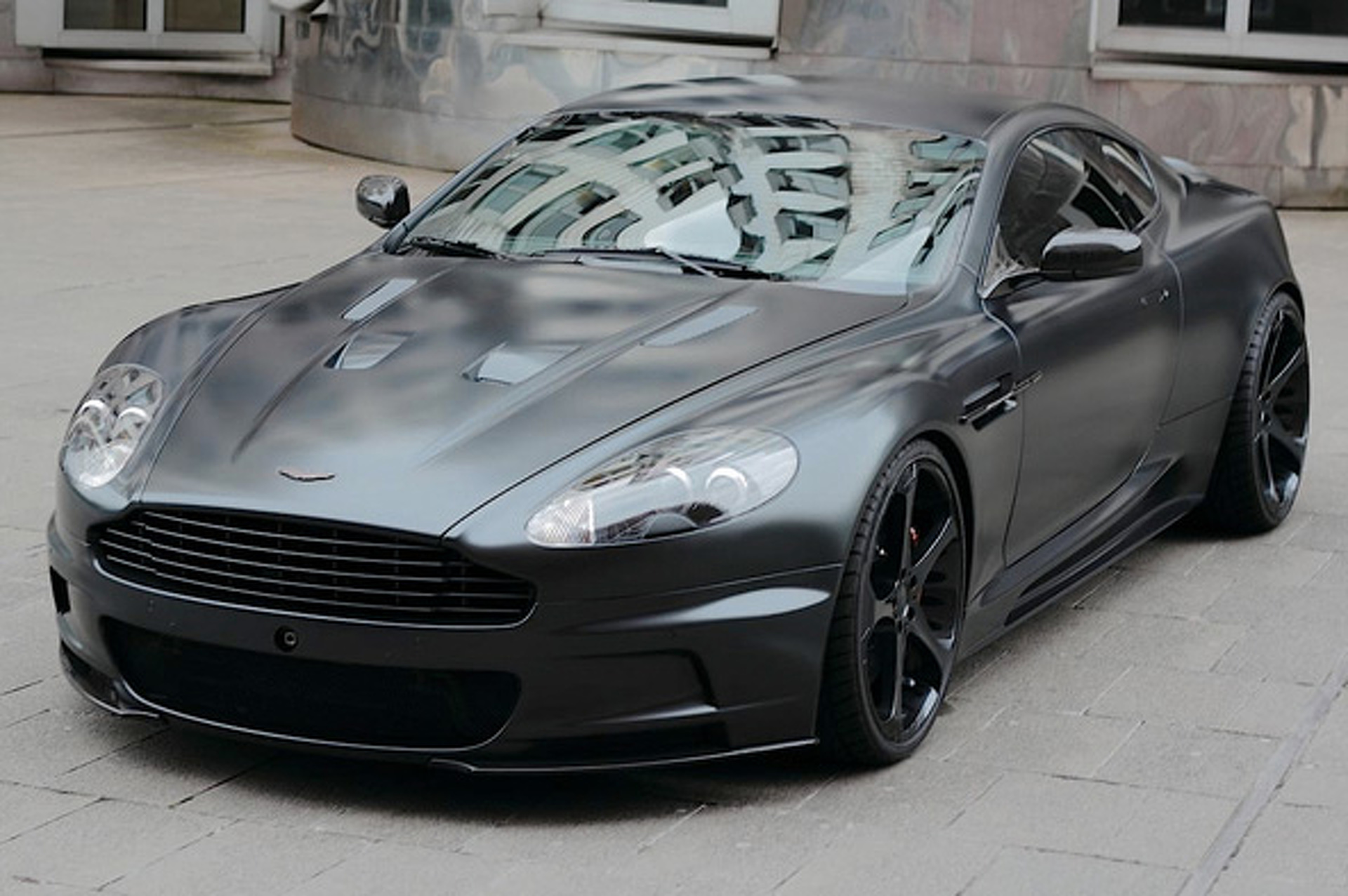 From Germany With Love: Tuned DBS by Anderson