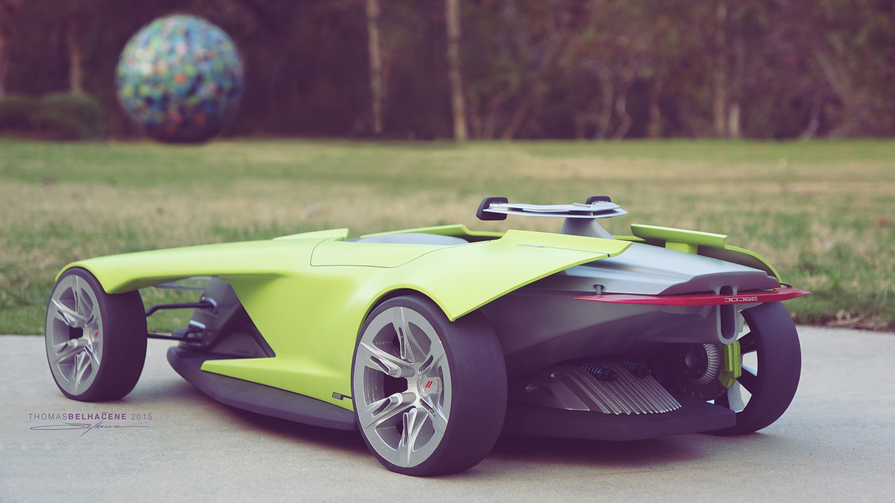 Dodge Osis Concept