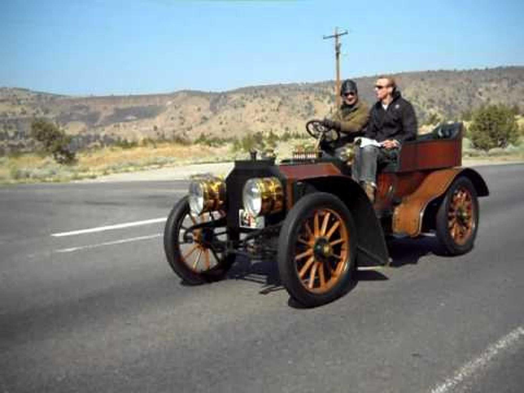 1902 Mercedes Simplex 28hp