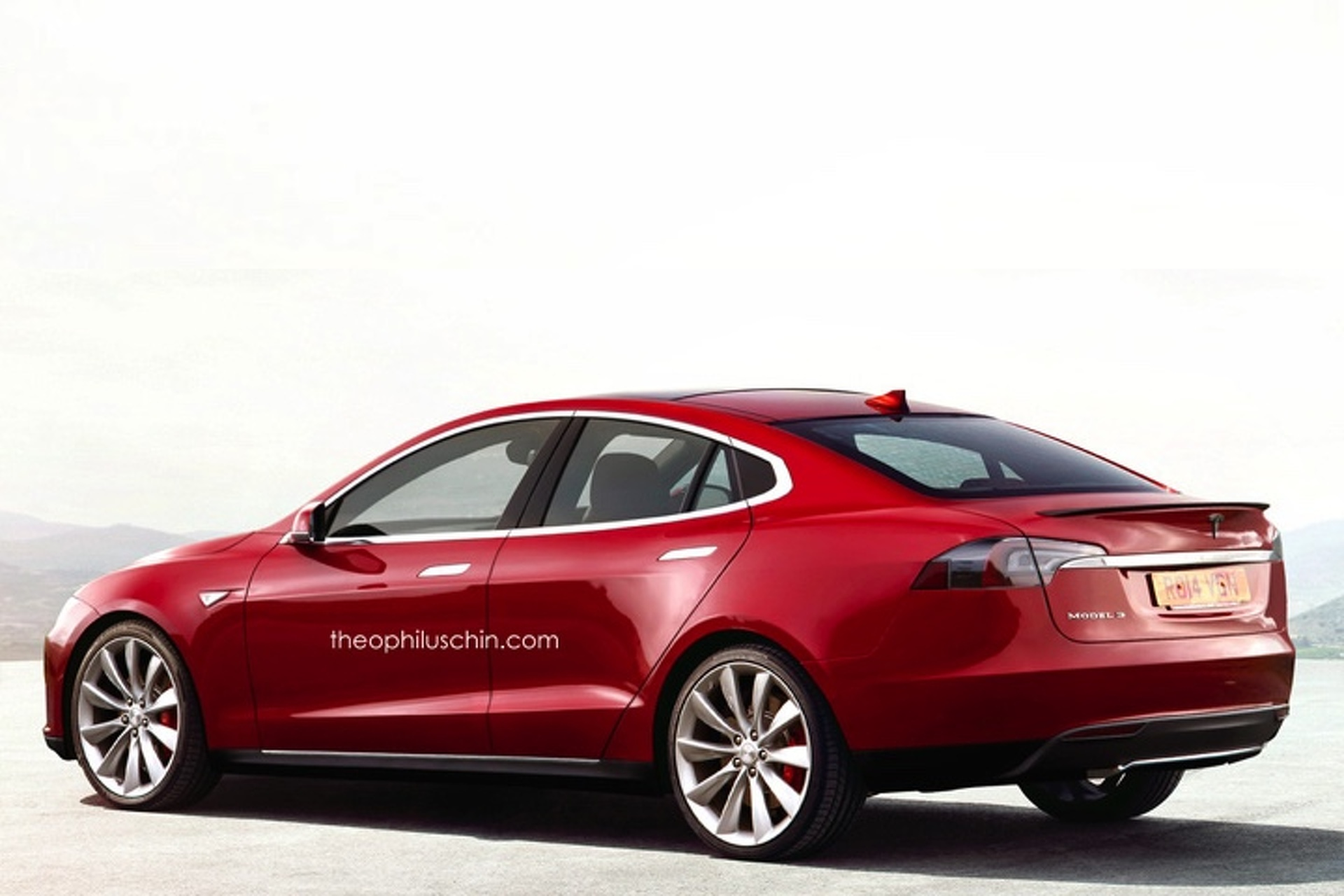 Here's All You Need to Know About the Upcoming Tesla Model 3