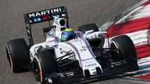 Massa 'not worried' about Williams future