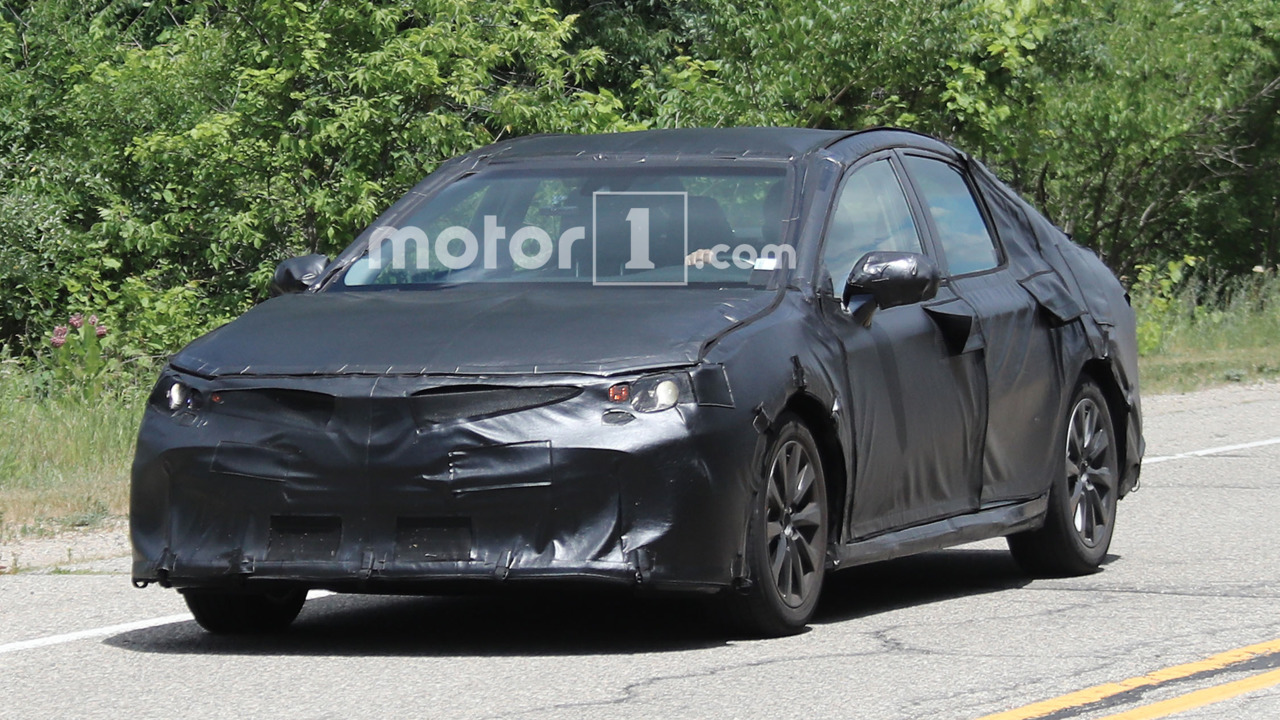 Toyota would likely have the new camry on sale for the 2018 model year to achieve that timetable expect the company to debut the new sedan later this year