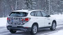 BMW X1 Plug-in Hybrid Spy Photo