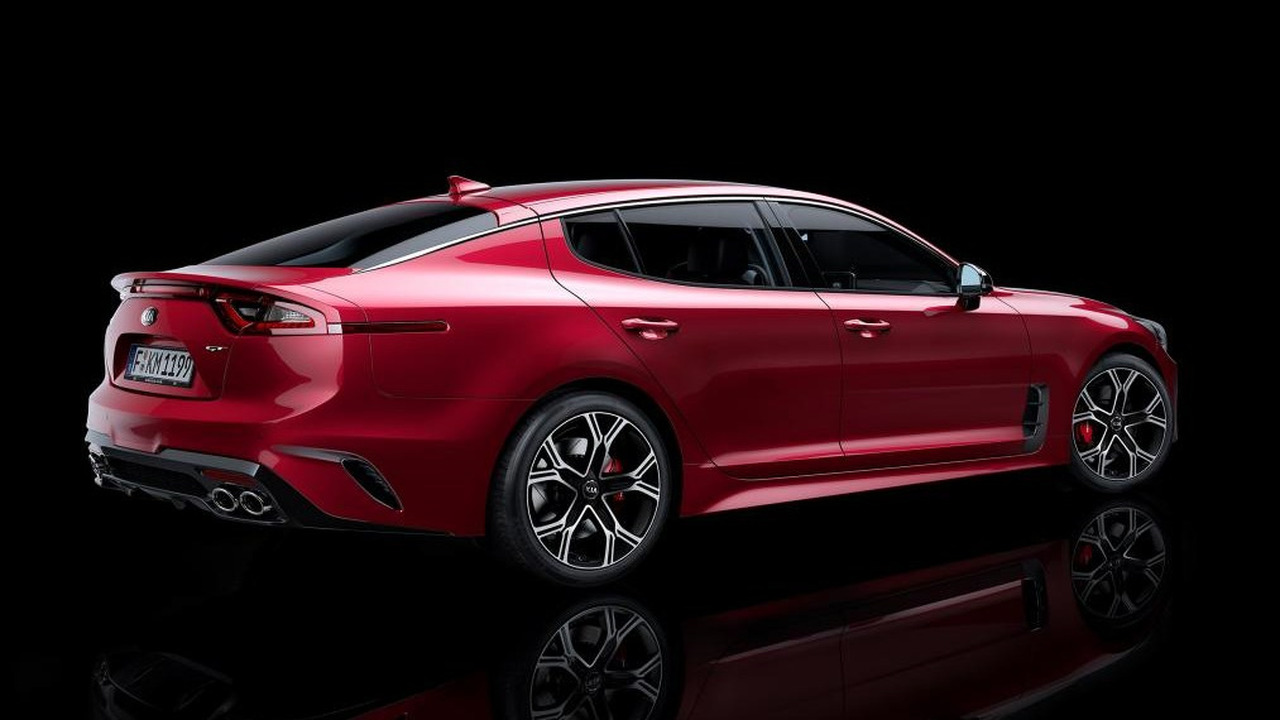 kia stinger diesel confirmed for europe electrified versions may follow. Black Bedroom Furniture Sets. Home Design Ideas