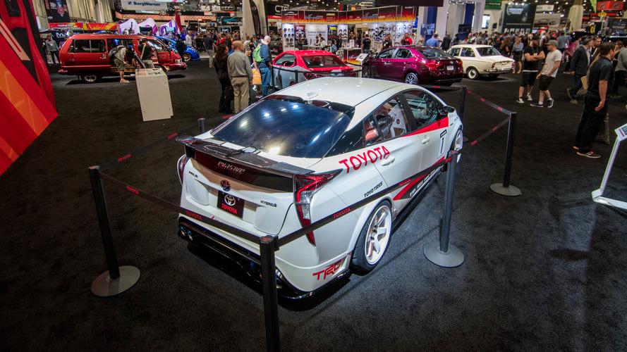 Toyota Prius G - SEMA 2016