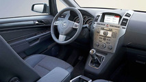 New Opel Zafira