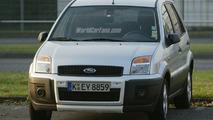Ford Fusion SUV Spy Photo
