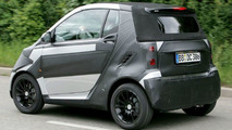 New Smart ForTwo Spy Photos