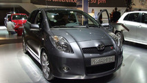 Toyota Yaris TS Unveiled