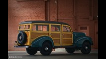 Ford Standard Woodie Station Wagon