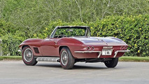 1967 Chevrolet Corvette L88 Convertible fetches 3.4M USD at auction [video]