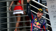 No end to Vettel's dominance in 2013