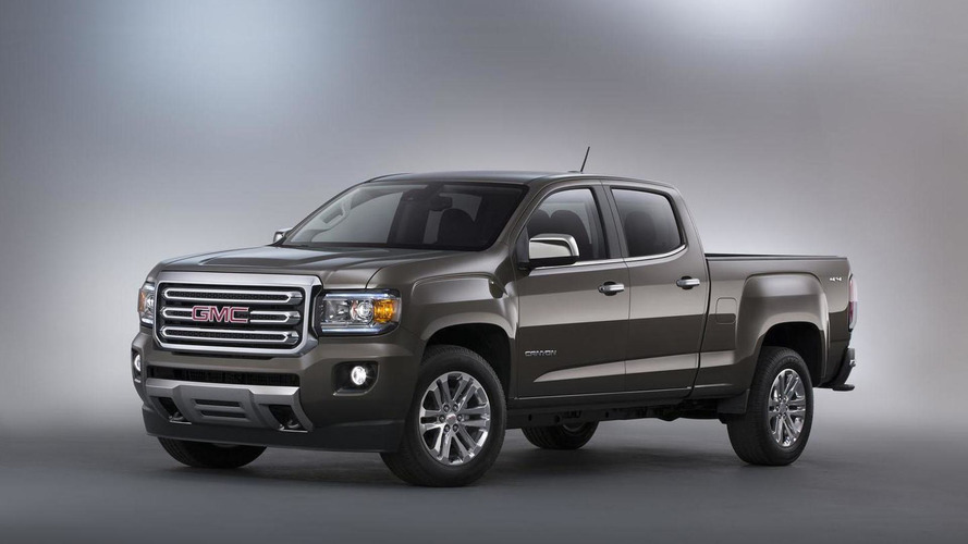 GMC Canyon Denali reportedly green-lighted