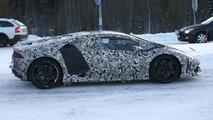 Lamborghini Huracan spy photo 18.12.2013