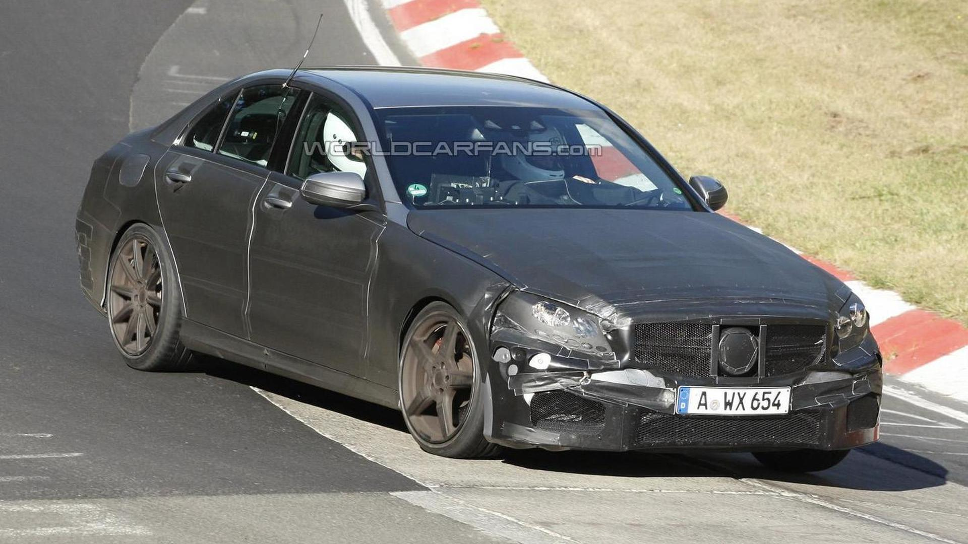 AMG CEO hints at 485-500 HP rating for next-generation C-Class AMG