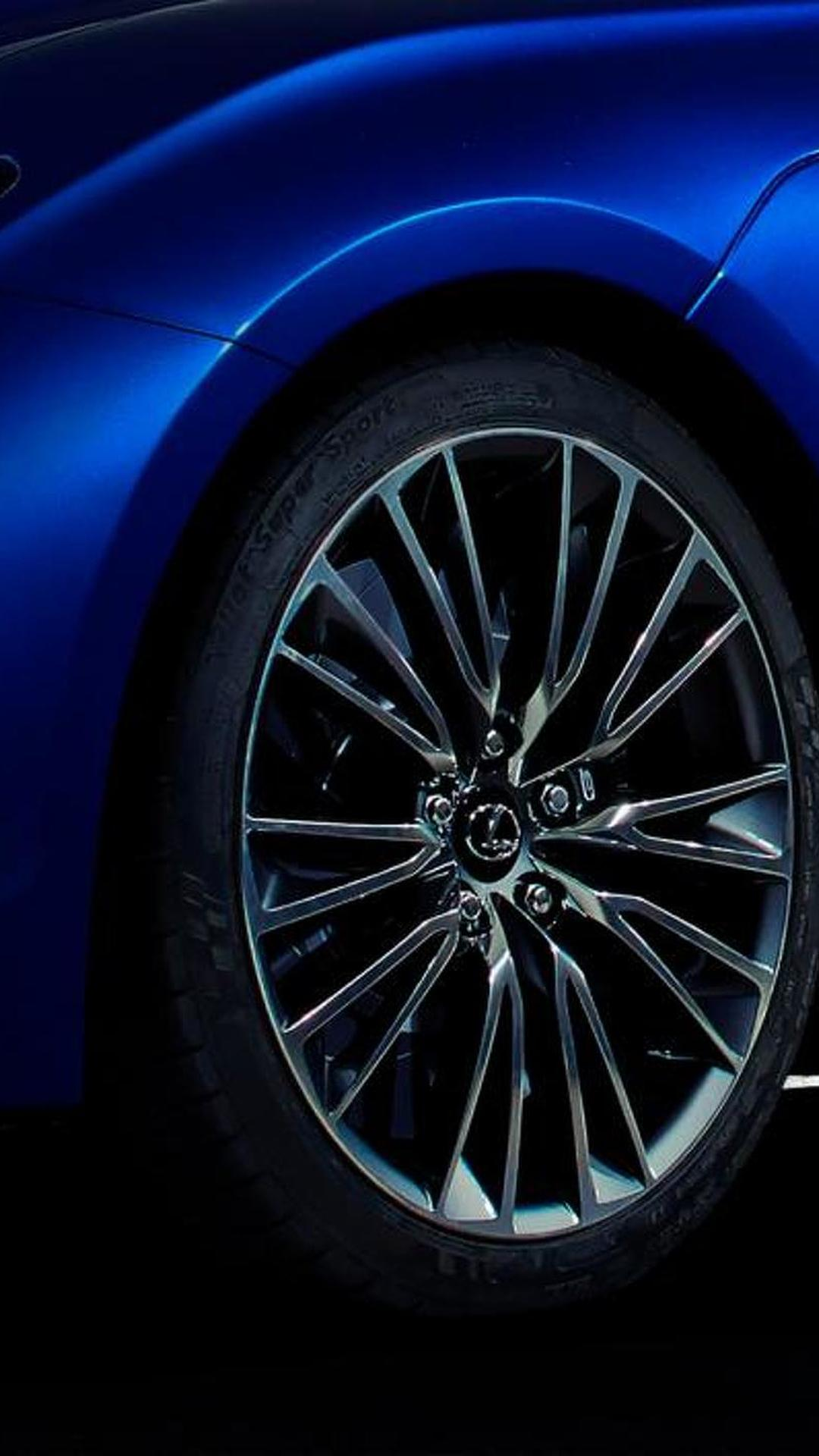 Lexus teases an all-new F model for Detroit, could be the RC F