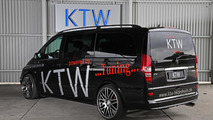 Mercedes-Benz Viano upgraded by KTW Tuning
