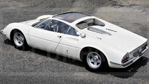 Magnificent one-off three-seater 1966 Ferrari 365 P Berlinetta Speciale to be auctioned