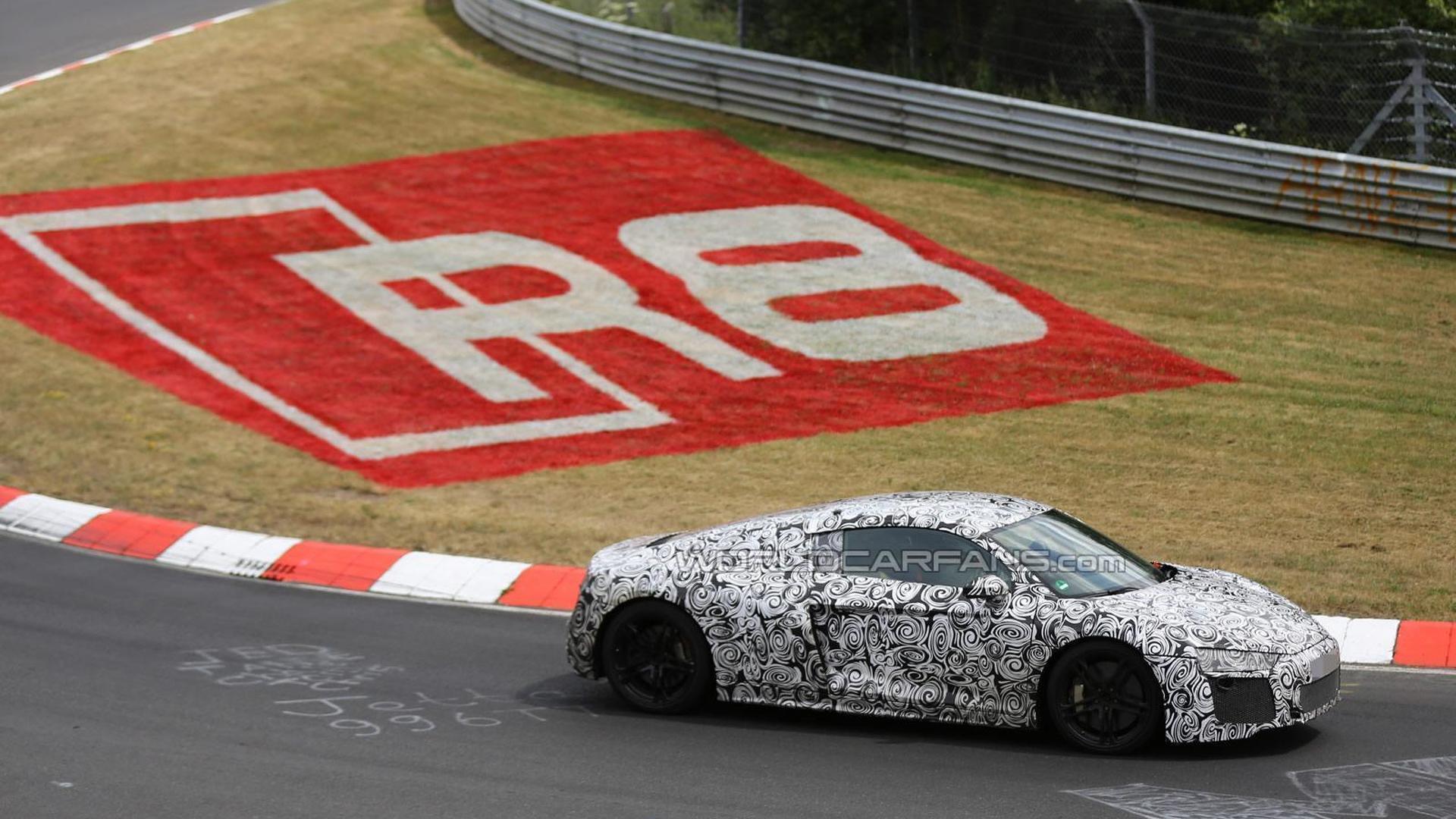 Audi R8 TDI slated for 2017 - report